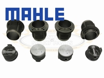 Pistons and Liners Type-1 forged 94 x 69 Mahle