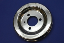 Crank Pulley Type-4 steel for Porsche Cooling