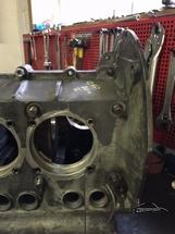 Kotteren carter type 1 voor grotere cylinders