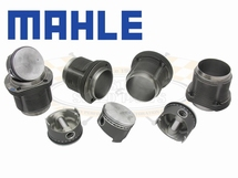 Pistons and Liners Type-4 forged 94 x 71mm Mahle
