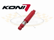 KONI Shock Absorber front and/or rear red