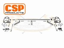Crossbar-Linkage CSP. Type-1 with Standard Fanshroud