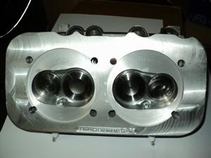 Cylinderkop tuning type 4 ( 2 stuks)