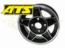 ATS Wheel 5.5x15 ET25 PCD 4x130 black
