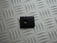 7,Rubber onderlegplaatjes achteraan