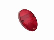 Achterlichtglas rood 61-67