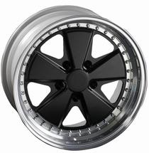 3-part Porsche Fuchs style wheels 17