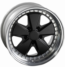 3-part Porsche Fuchs style wheels 18