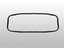 Voorruitdichting met groef kever Cabrio 65-72