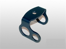 Aluminium Mounting clamp for Oil /Fuel Hose