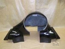 Porsche Style Fan Shroud Type-1 260mm