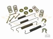 Montageset remschoenen kever/Karmann 10/57- 64