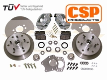 CSP disc brake 5x205 VW Bus