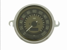 Speedometer electronic Bus -'67