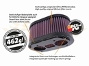 CSP Products Air Filter w/Logo for 44/48mm
