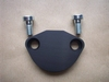Fuel Pump Block Off Plate  Aluminium