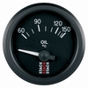 Stack Oil Temperature Gauge black