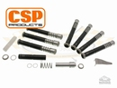 CSP Push Rod Tubes